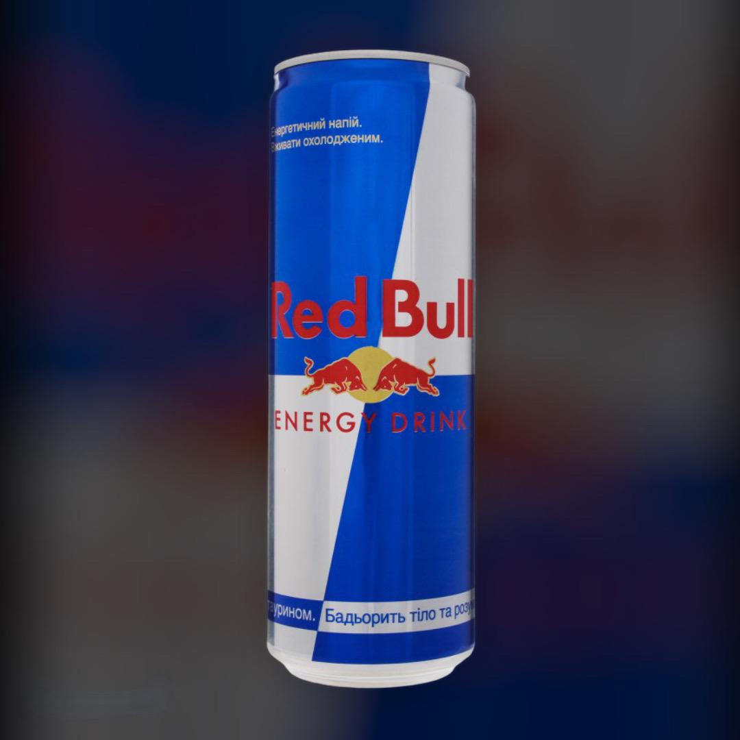Напій енергетичний Red Bull 0,5 л