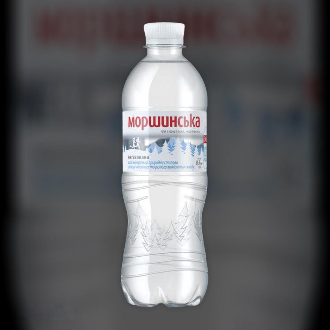 Вода Моршинська негазована 0,5 л
