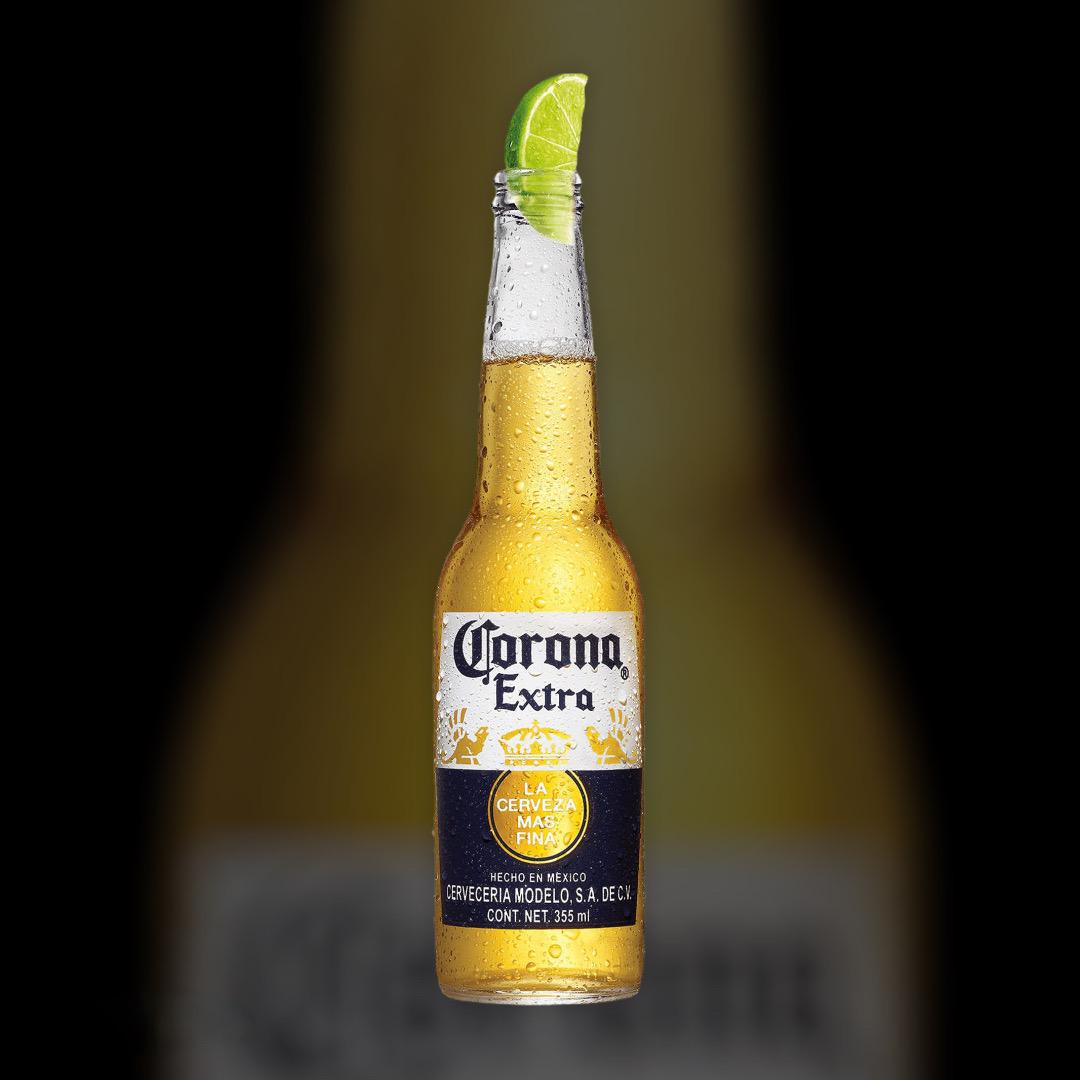 Пиво Corona Extra світле фільтроване 4.2% 0,355 л