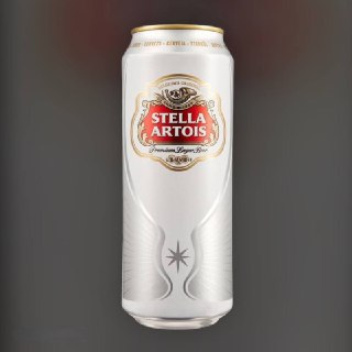 Пиво Stella Artois світле фільтроване 5% 0,5 л