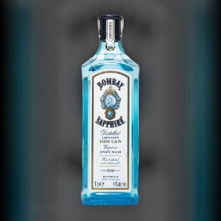 Джин Bombay Sapphire 47% 0,7 л