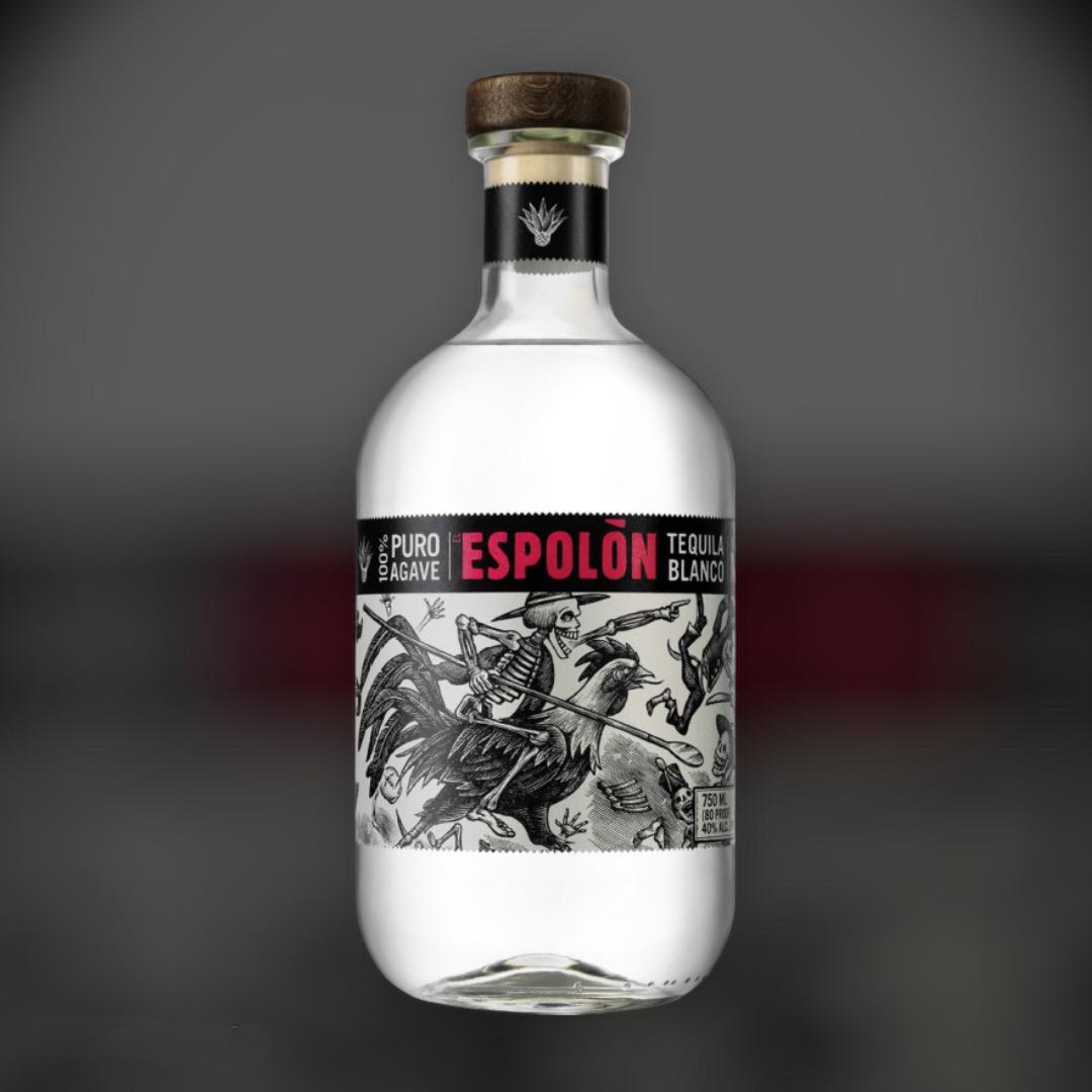 Текіла Espolon Blanco 40% 0,75 л