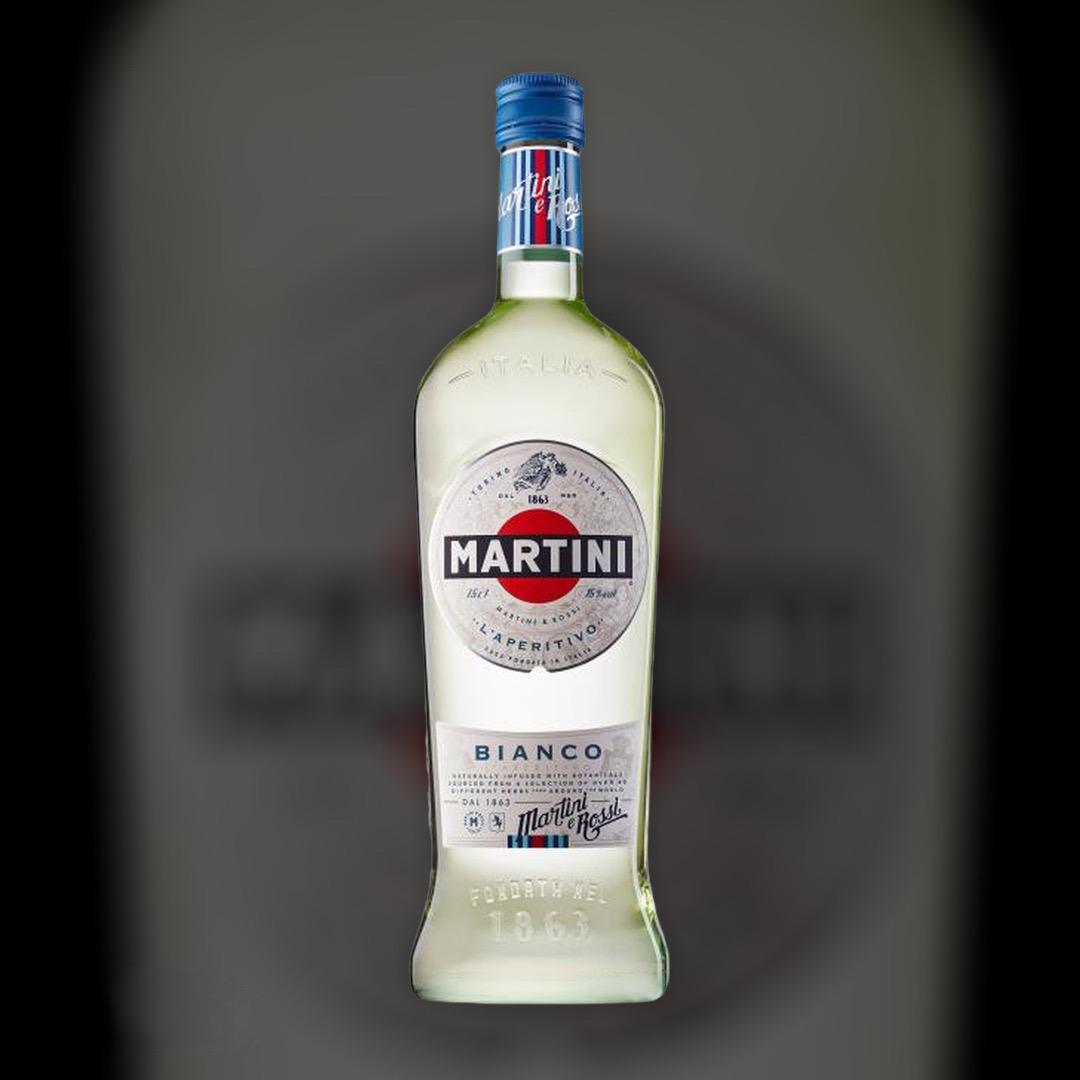 Вермут Martini Bianco 15% 0,75 л