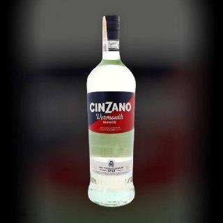 Вермут CINZANO Bianco 15% 1 л