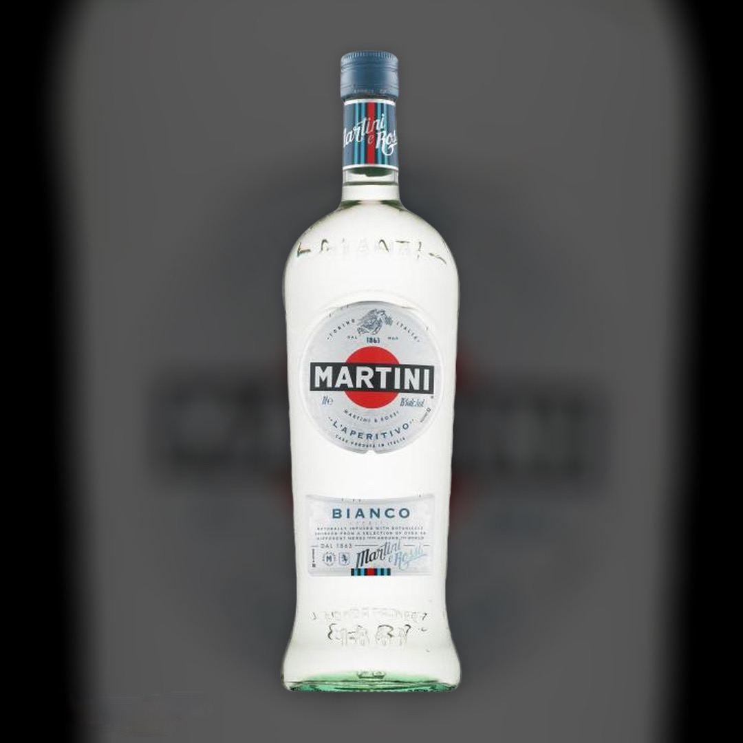 Вермут Martini Bianco 15% 0,5 л