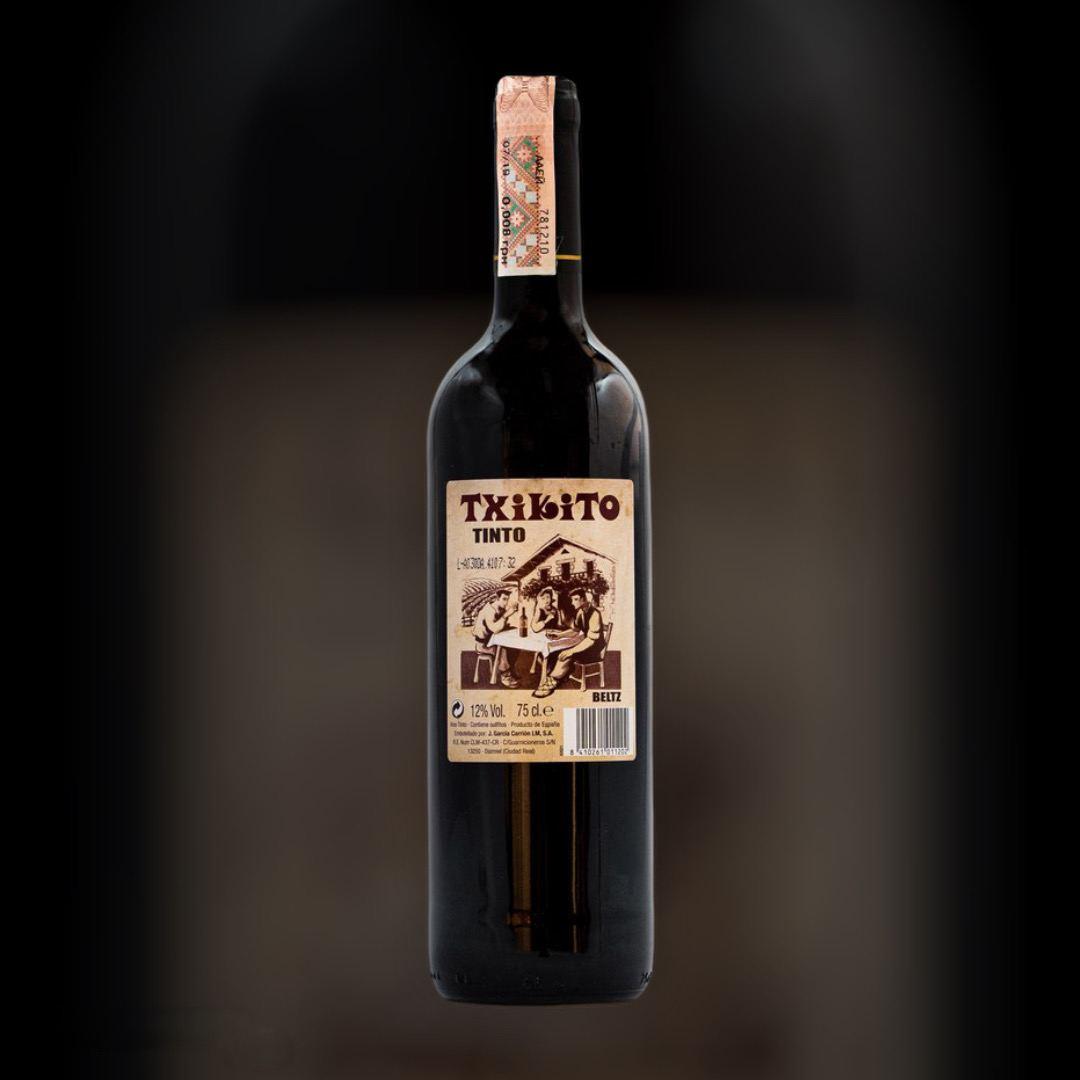 Доставка вина Txikito Тінто цілодобово по Києву