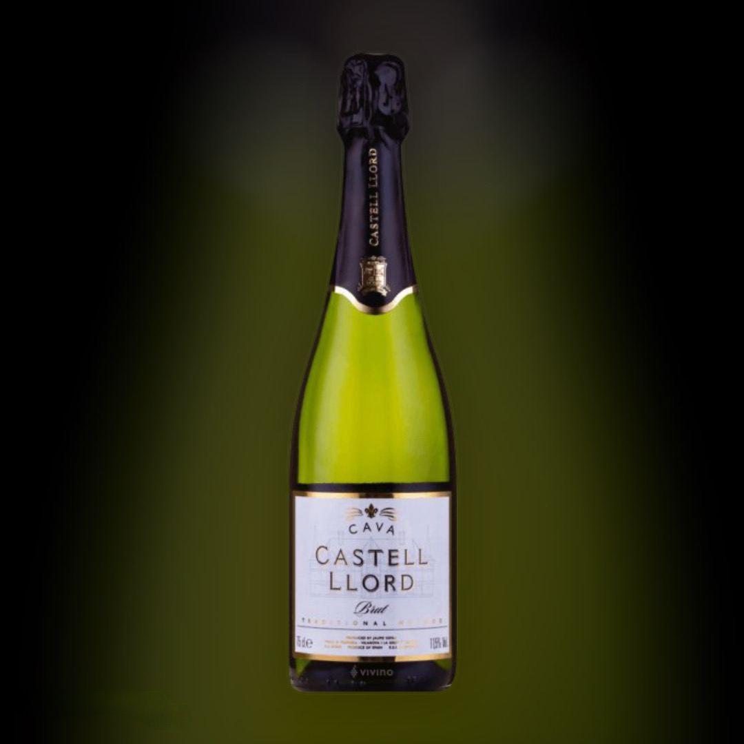 Ігристий Брют J.Garcia Carrion Cava Brut Castell Llord біле 11.5% Іспанія 0.75 л