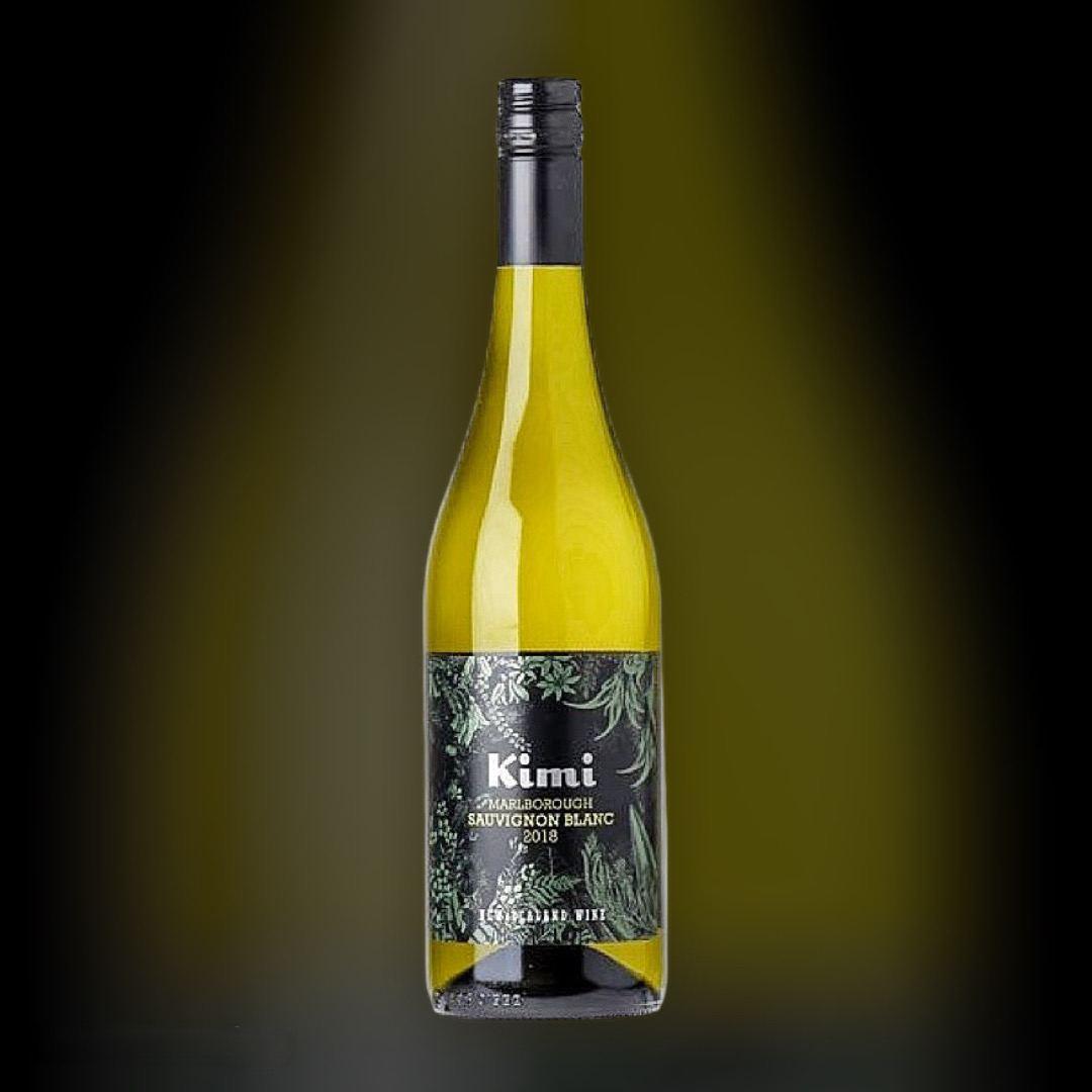 Доставка вина Kimi Sauvignon Blanc Marlborough цілодобово по Києву