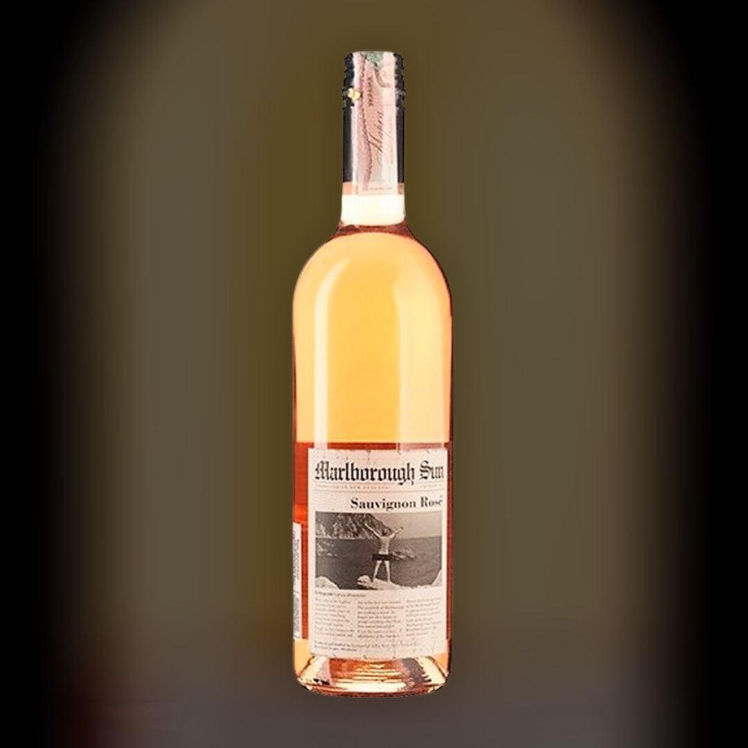 Доставка вина Marlborough Sun Sauvignon Rose цілодобово по Києву