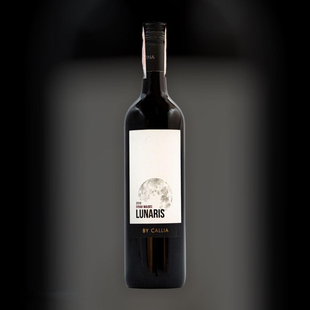 Вино Lunaris Callia Malbec червоне сухе 13% Аргентина 0,75 л