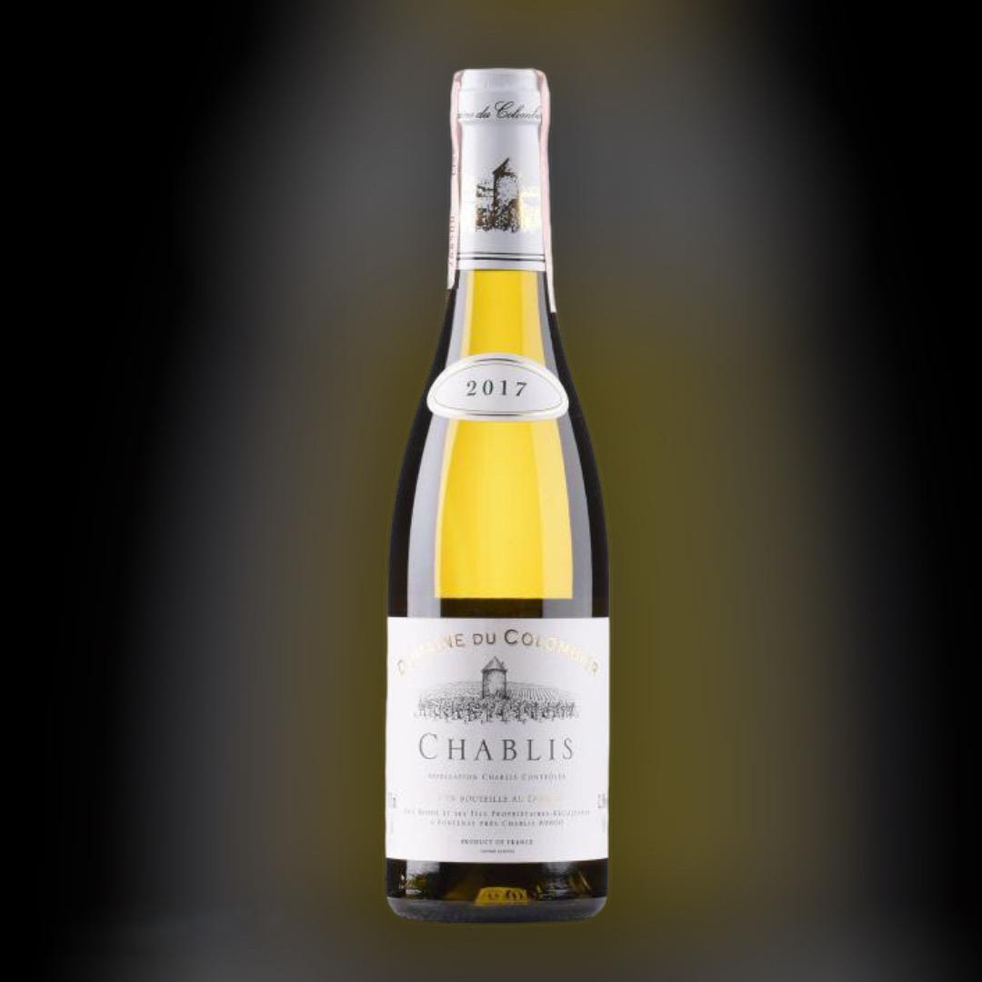 Вино Domaine du Colombier Chablis біле сухе 12% 0,75 л
