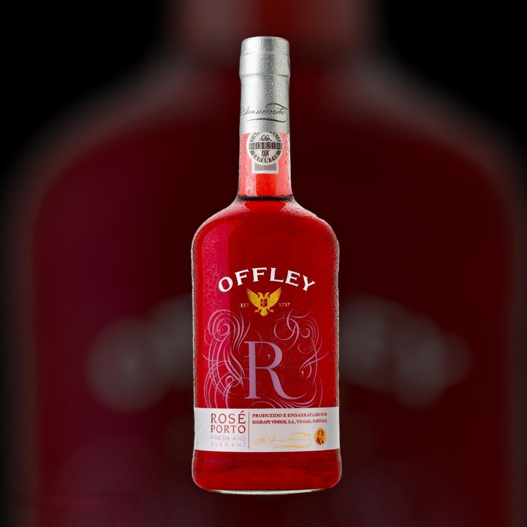 Портвейн Offley Porto Rose 19,5% Португалія 0,75 л