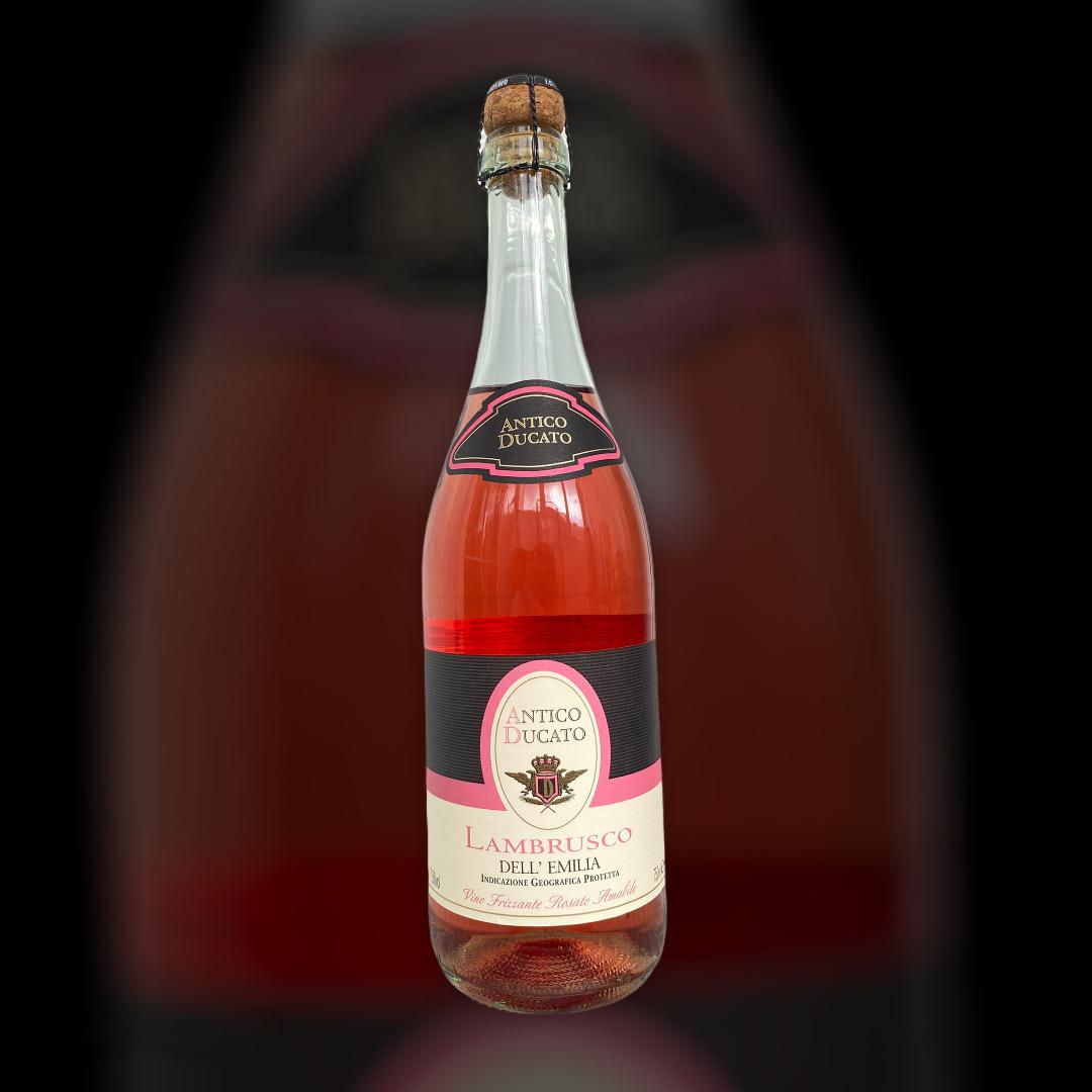 Доставка вина Antico Ducato Lambrusco Rosato цілодобово по Києву