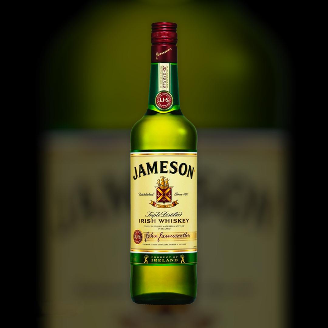 Віскі Jameson Irish Whiskey 40% 0,7 л